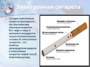 Что говорят врачи о электронных сигарет