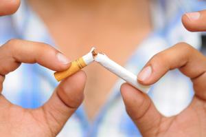 Отказ от курения - верное решение