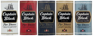 Captain black вкусы