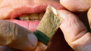 История изобретения жевательного табака