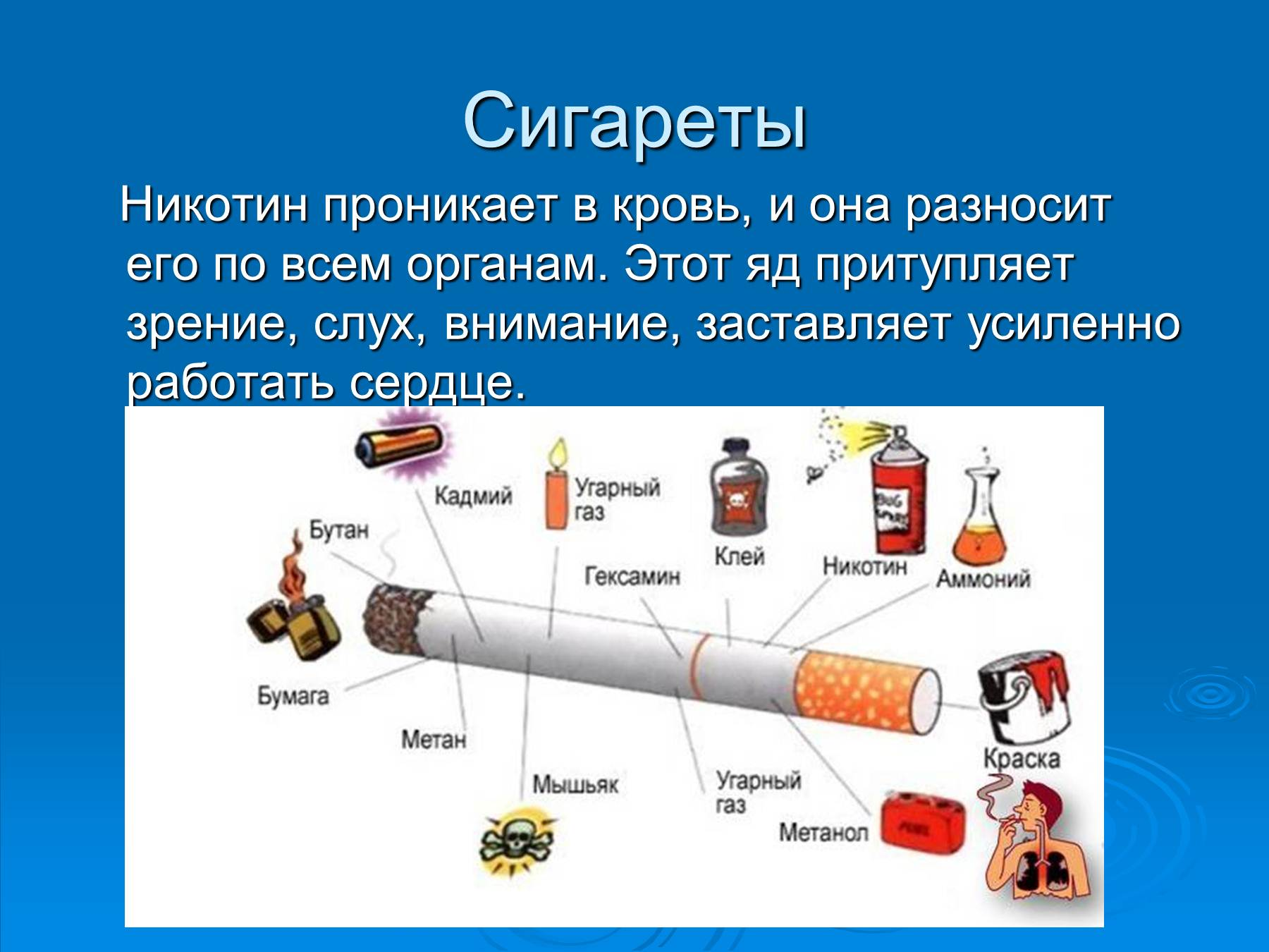 преподаватели информация о вреде курения с картинками зудневая чесотка