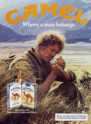 Первые качественные сигареты под маркой Camel