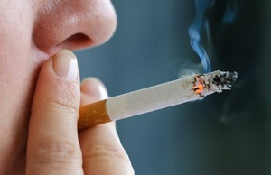 Вред сигаретного дыма