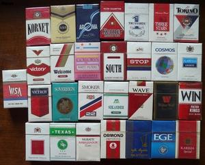 Разновидности сигарет