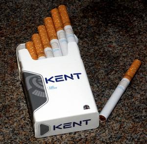 Самые популярные сигареты в России.