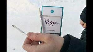 Сигареты Vogue Menthol