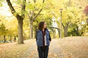 Прогулки помогут очистить легкие от загрязнений в результате курения