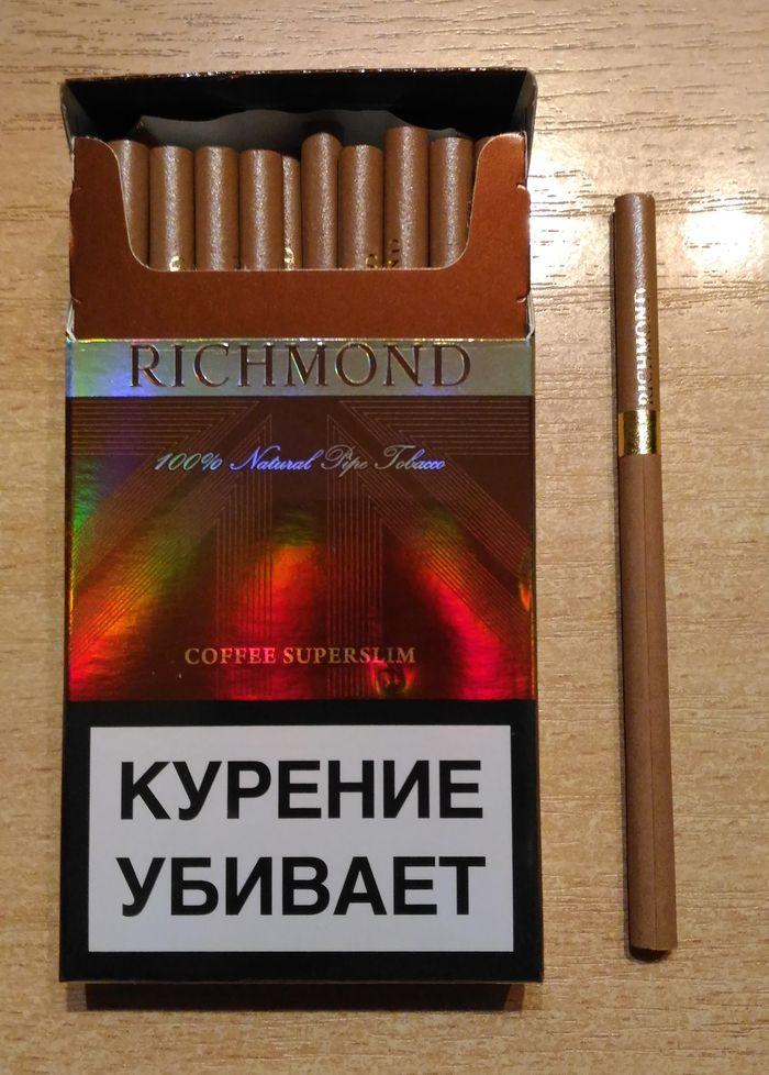 купить сигареты ричмонд шоколад