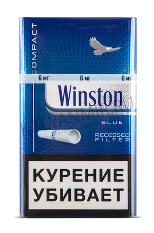 Винстон xstyle синий фото